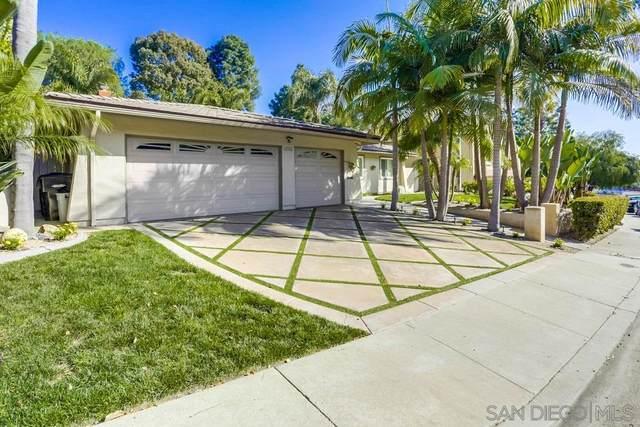 5353 Soledad Mountain Rd, San Diego, CA 92109 (#210005037) :: Neuman & Neuman Real Estate Inc.