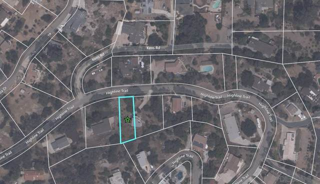 0 Highline Trail #01, Cajon, CA 92021 (#210005086) :: Neuman & Neuman Real Estate Inc.