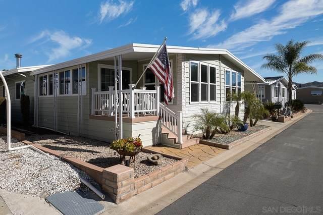 15420 Olde Highway 80 #122, El Cajon, CA 92021 (#210005092) :: Neuman & Neuman Real Estate Inc.