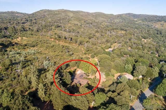 4795 Belvedere Drive, Julian, CA 92036 (#210005110) :: Neuman & Neuman Real Estate Inc.