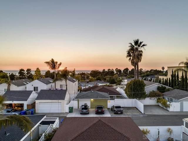 633 Garfield St, Oceanside, CA 92054 (#210005117) :: Neuman & Neuman Real Estate Inc.