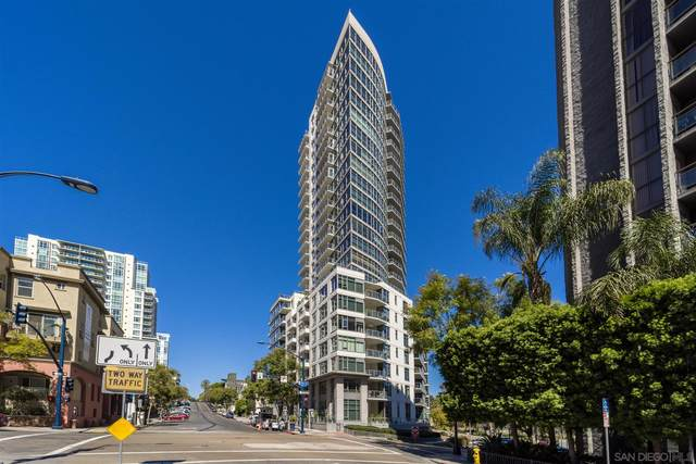 1441 9Th Ave #304, San Diego, CA 92101 (#210005154) :: PURE Real Estate Group