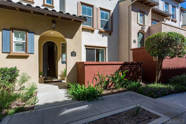 1626 Cliff Rose #141, Chula Vista, CA 91915 (#210005157) :: SD Luxe Group
