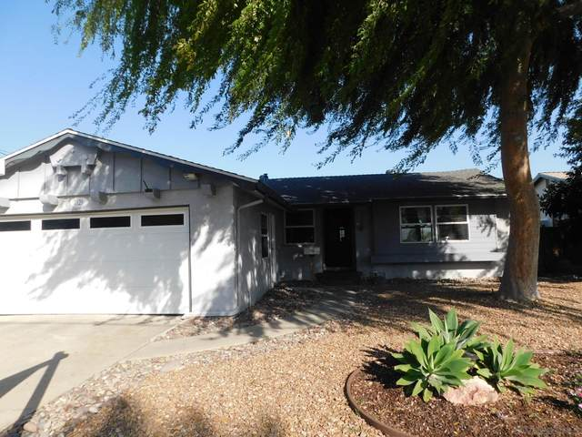 1129 Grouse St, El Cajon, CA 92020 (#210005184) :: Neuman & Neuman Real Estate Inc.