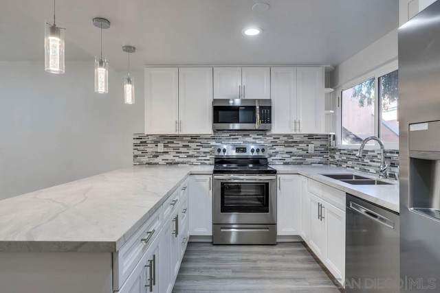 8737 Lake Murray Blvd #2, San Diego, CA 92119 (#210005212) :: SD Luxe Group