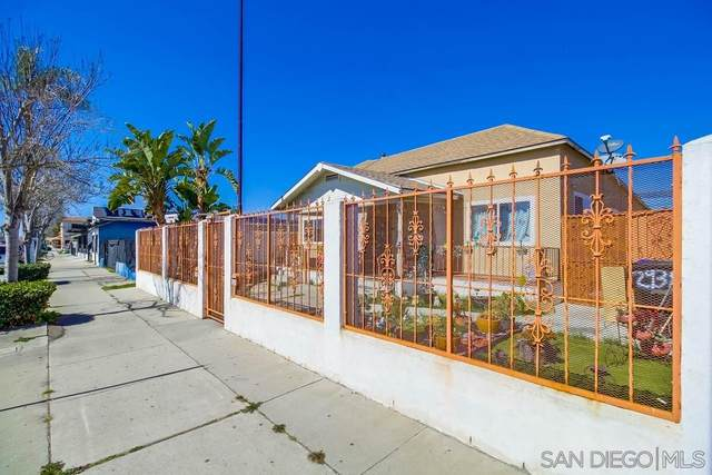 2936-2938 Imperial Ave, San Diego, CA 92102 (#210005214) :: Wannebo Real Estate Group