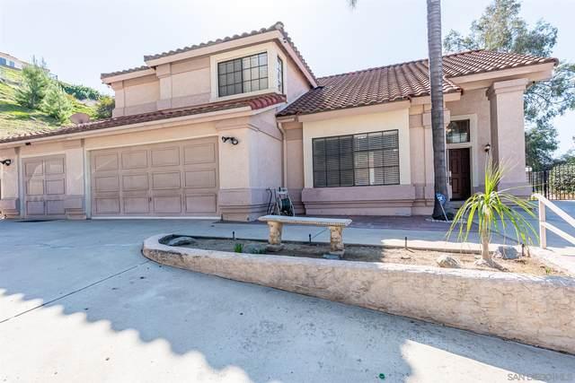 426 Avenida Abajo, El Cajon, CA 92020 (#210005225) :: The Miller Group