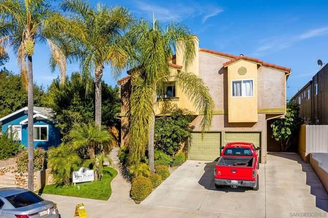 4587 39th Street Unit # 3, San Diego, CA 92116 (#210005226) :: PURE Real Estate Group