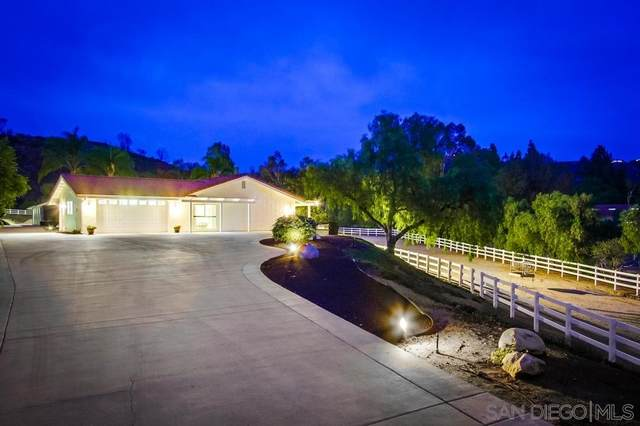 14545 Cedar Ridge Ct, Poway, CA 92064 (#210005233) :: Keller Williams - Triolo Realty Group