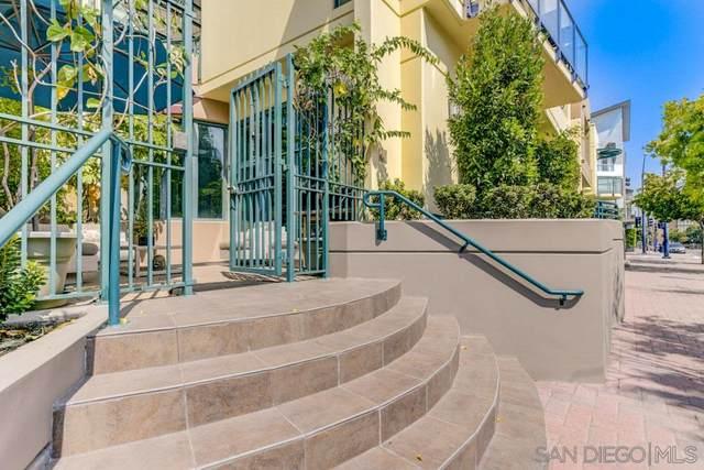 130 W Island Ave, San Diego, CA 92101 (#210005253) :: San Diego Area Homes for Sale