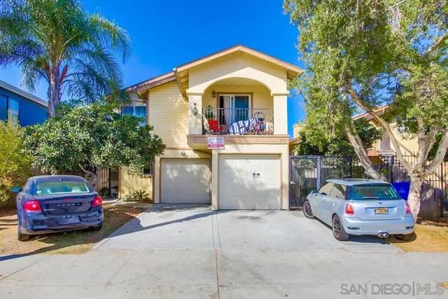 4224 46th Street #5, San Diego, CA 92115 (#210005274) :: Neuman & Neuman Real Estate Inc.