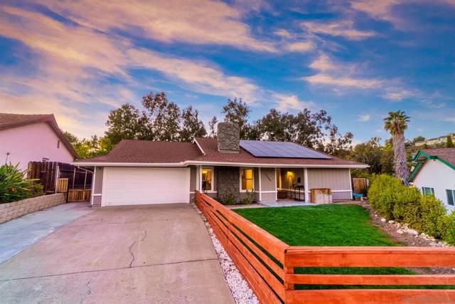 13306 Tawanka Dr, Poway, CA 92064 (#210005280) :: Neuman & Neuman Real Estate Inc.