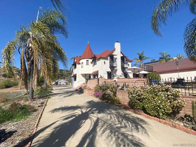 2054-2054A E Madison, El Cajon, CA 92019 (#210005300) :: San Diego Area Homes for Sale