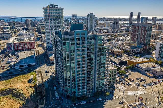 1080 Park Blvd #815, San Diego, CA 92101 (#210005301) :: San Diego Area Homes for Sale