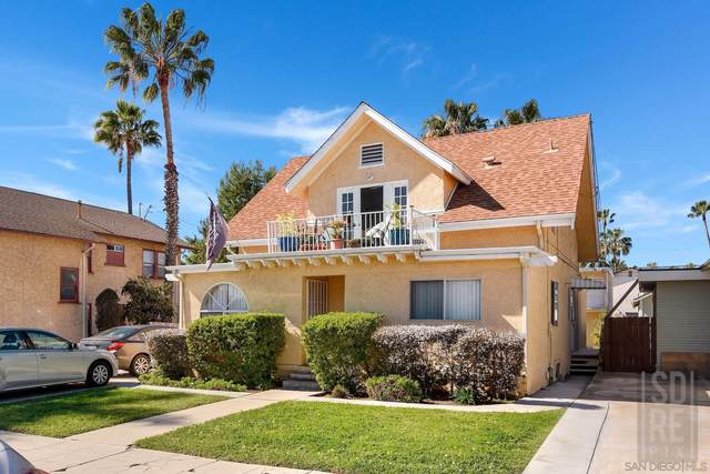 4448 Campus Ave (-52), San Diego, CA 92116 (#210005304) :: PURE Real Estate Group