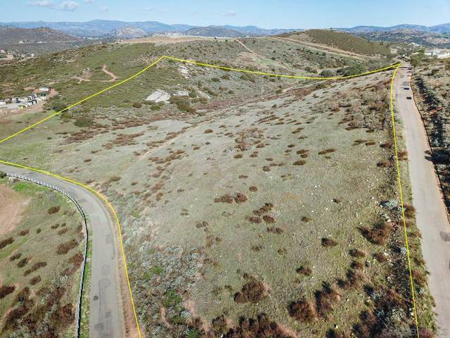 0000 Cinnamon Rock Rd #47, Ramona, CA 92065 (#210005307) :: PURE Real Estate Group