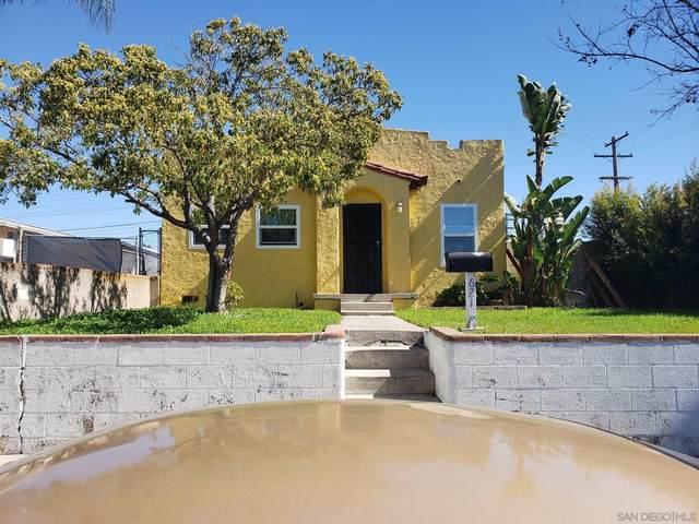 621 Morrison St., San Diego, CA 92102 (#210005323) :: Carrie Filla & Associates