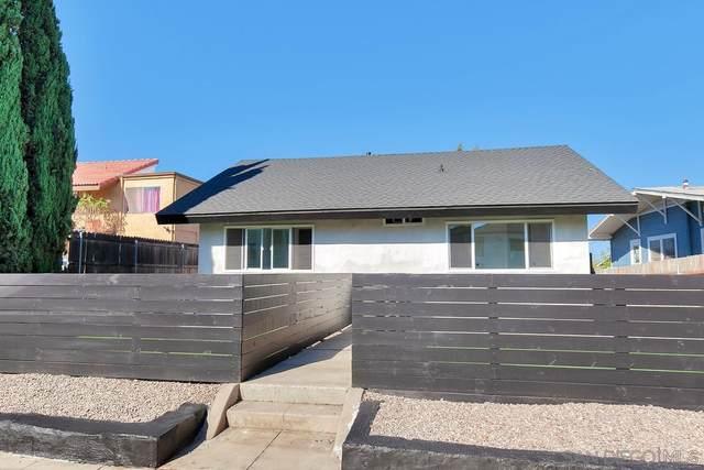 3745-47 Boundary, San Diego, CA 92104 (#210005345) :: SD Luxe Group