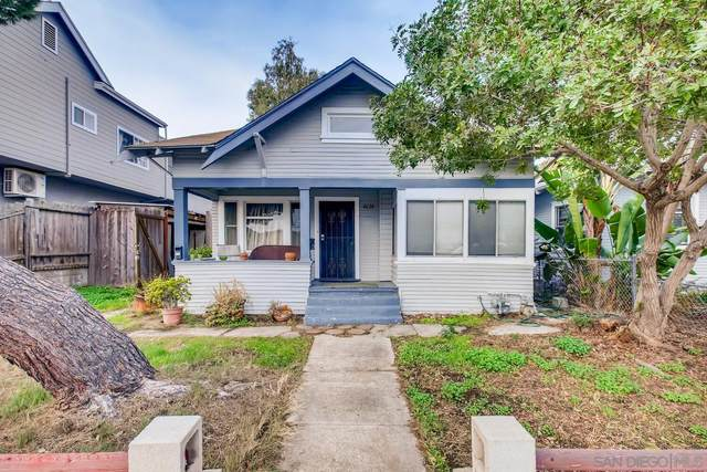 4622-24 Campus Ave, San Diego, CA 92116 (#210005348) :: PURE Real Estate Group