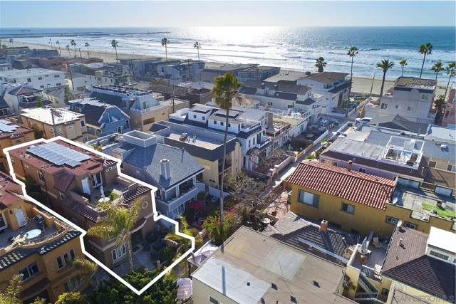739 Dover Ct., San Diego, CA 92109 (#210005363) :: Neuman & Neuman Real Estate Inc.