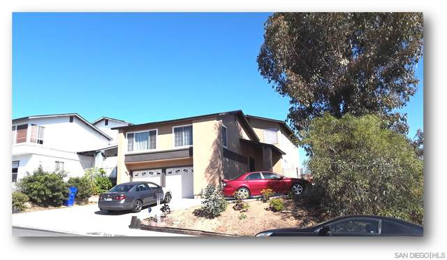 5659 Calle Sal Si Puedes, San Diego, CA 92139 (#210005375) :: San Diego Area Homes for Sale