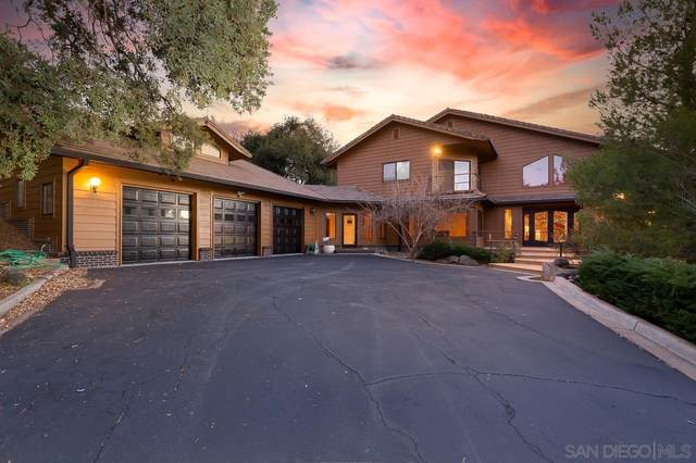 3606 Calico Ranch Road, Julian, CA 92036 (#210005388) :: Wannebo Real Estate Group