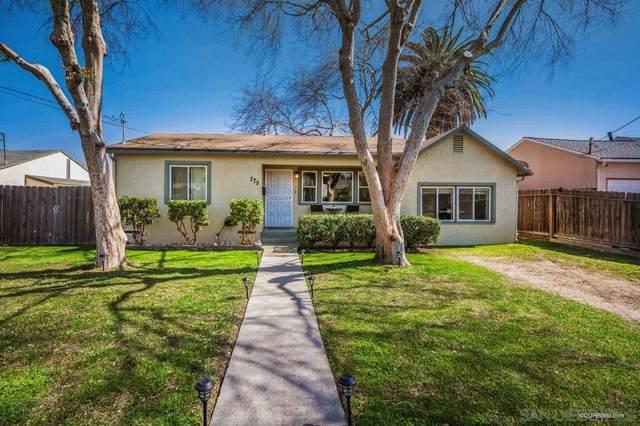 775 Lemon Ave, El Cajon, CA 92020 (#210005395) :: Neuman & Neuman Real Estate Inc.