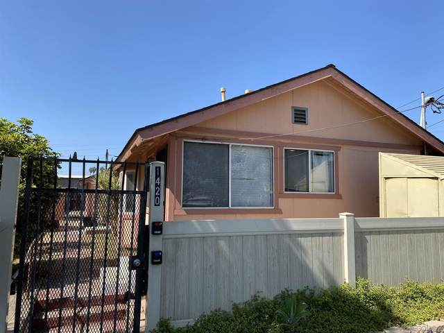 1420 Coolidge Ave, National City, CA 91950 (#210005397) :: Wannebo Real Estate Group