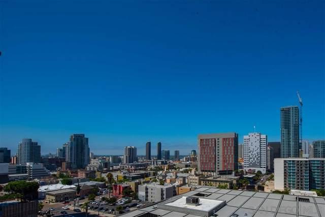 1080 Park Blvd #1116, San Diego, CA 92101 (#210005416) :: Carrie Filla & Associates