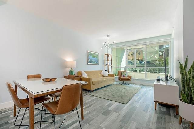 325 7th Avenue #308, San Diego, CA 92101 (#210005418) :: Yarbrough Group