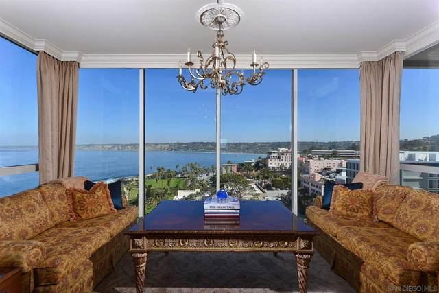 939 Coast Boulevard 18 F & G, La Jolla, CA 92037 (#210005423) :: Neuman & Neuman Real Estate Inc.