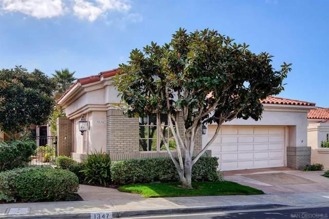 1347 Caminito Faro, La Jolla, CA 92037 (#210005453) :: Neuman & Neuman Real Estate Inc.