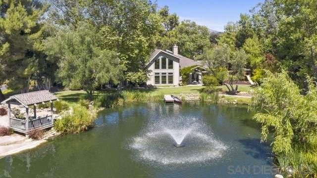 16163 Del Norte, Poway, CA 92064 (#210005461) :: Neuman & Neuman Real Estate Inc.