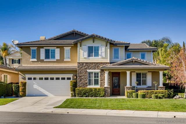 33016 Topeka Ct, Temecula, CA 92592 (#210005464) :: Team Forss Realty Group