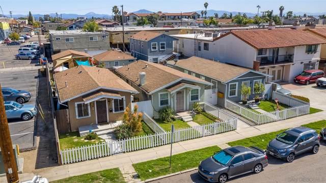 4261-4271 33Rd St, San Diego, CA 92104 (#210005467) :: Neuman & Neuman Real Estate Inc.