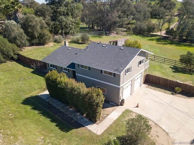 13516 W Oak Glen Rd, Valley Center, CA 92082 (#210005516) :: Team Forss Realty Group