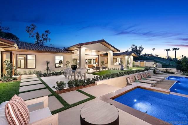18080 Via De Fortuna, Rancho Santa Fe, CA 92067 (#210005525) :: San Diego Area Homes for Sale