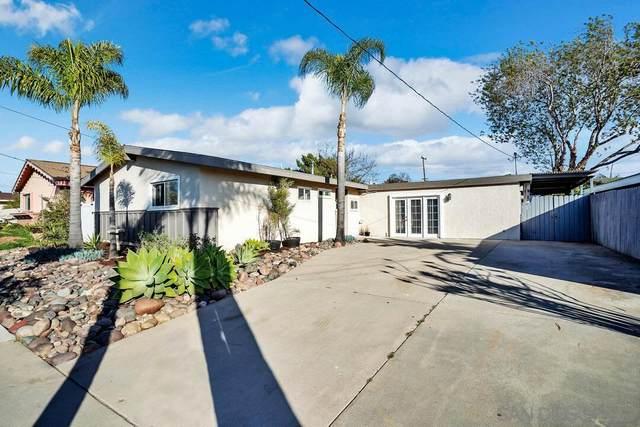 4187 Mount Hukee Ave, San Diego, CA 92117 (#210005535) :: Neuman & Neuman Real Estate Inc.