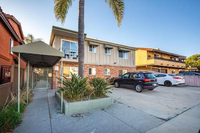 3960 Arizona Street #4, San Diego, CA 92104 (#210005538) :: Carrie Filla & Associates