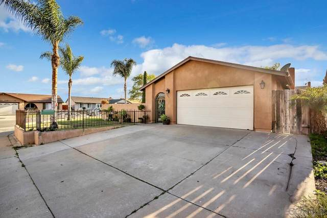 502 Galeon Court, Spring Valley, CA 91977 (#210005558) :: Neuman & Neuman Real Estate Inc.