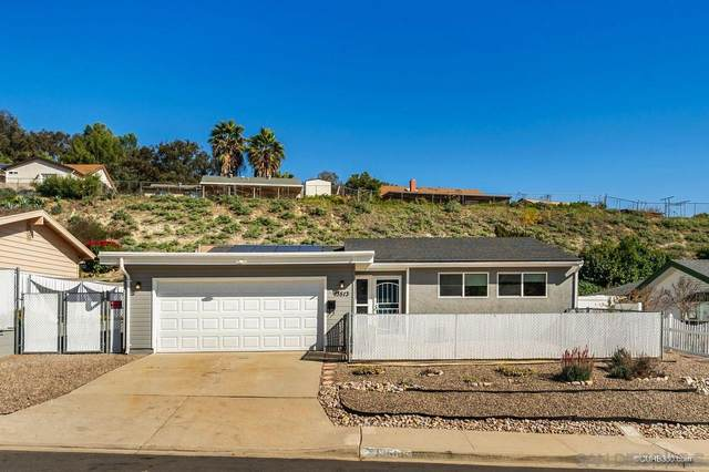 13513 Carriage Rd, Poway, CA 92064 (#210005567) :: The Marelly Group | Compass