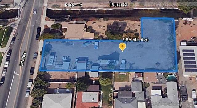 985 Fifth Ave #0, Chula Vista, CA 91911 (#210005589) :: SD Luxe Group