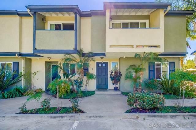 910 S. Magnolia Ave L, El Cajon, CA 92020 (#210005600) :: Neuman & Neuman Real Estate Inc.