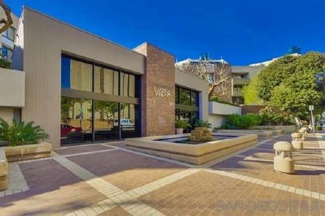 850 State St #413, San Diego, CA 92101 (#210005610) :: Neuman & Neuman Real Estate Inc.