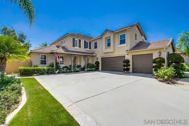 7411 Las Lunas, San Diego, CA 92127 (#210005615) :: SD Luxe Group