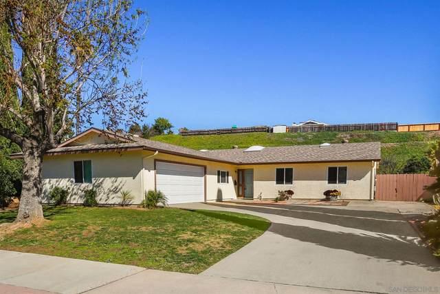 13441 Tobiasson Rd, Poway, CA 92064 (#210005618) :: Neuman & Neuman Real Estate Inc.