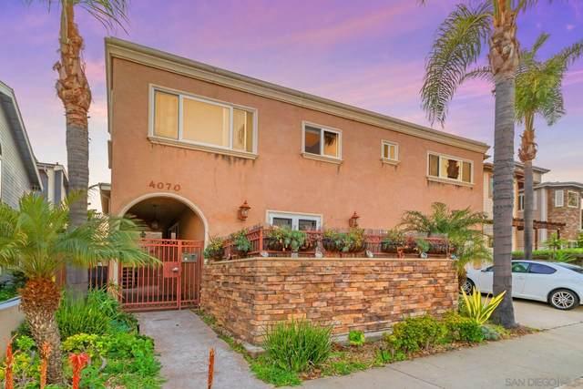 4070 Morrell #3, San Diego, CA 92109 (#210005619) :: Neuman & Neuman Real Estate Inc.
