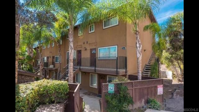 5505 Adelaide Ave #4, San Diego, CA 92115 (#210005644) :: Carrie Filla & Associates