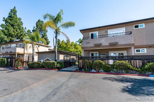 605 S Mollison Ave #101, El Cajon, CA 92020 (#210005646) :: Neuman & Neuman Real Estate Inc.