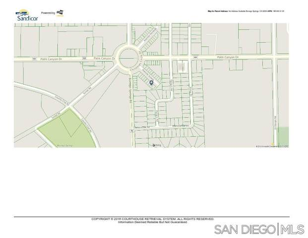 36-37 Avenida Sureste 36 And 37, Borrego Springs, CA 92004 (#210005648) :: Neuman & Neuman Real Estate Inc.